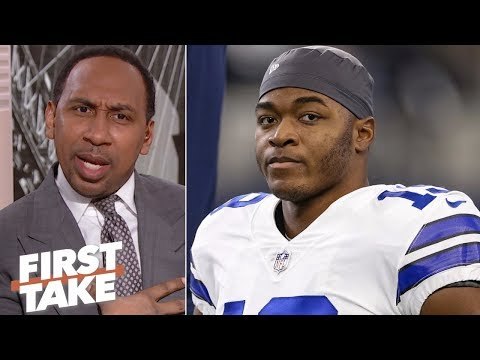 Eagles were robbed vs.  Cowboys – Stephen A. | First Take