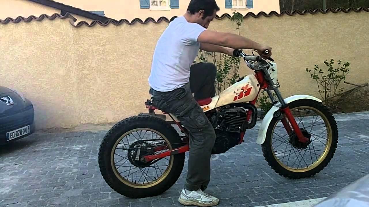 moto trial occasion le bon coin