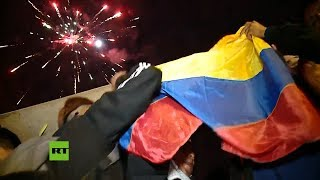 Ecuador: Quito celebra la derogación del 'paquetazo'