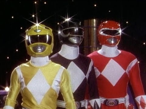Mighty Morphin Power Rangers - Power Transfer (Power Transfer Part 2 Episode)