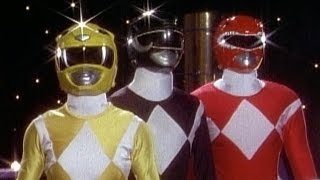 Mighty Morphin Power Rangers - Power Transfer (Power Transfer Part 2 Episode)