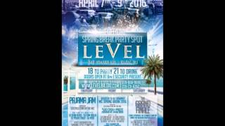 Spring Break 2016 - Level Nightclub | Biloxi, MS