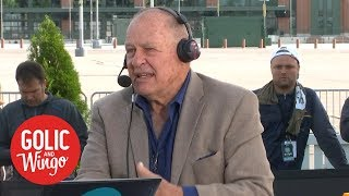 Hall of Famer and Packers great Jerry Kramer on football now and then | Golic & Wingo | ESPN