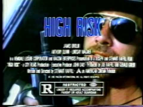 High Risk 1981 TV trailer