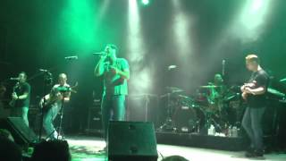 Serj Tankian - Ching Chime live with Andrew of Viza in San Francisco
