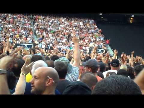 Bad - U2 Live At Twickenham Stadium In London Sun 9th July 2017