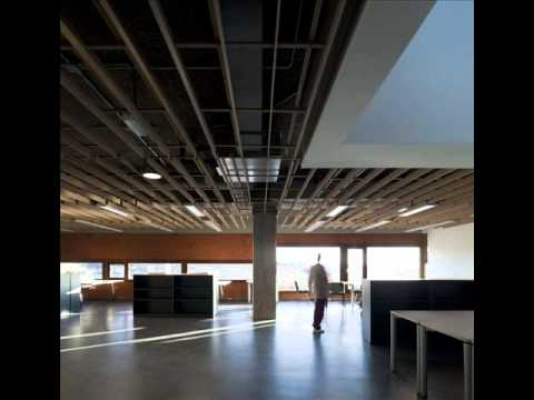 Luxurious IDOM office designs in Madrid by ACXT Architects