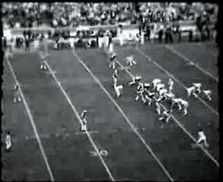 1975 Notre Dame vs. Georgia Tech - The Rudy Play