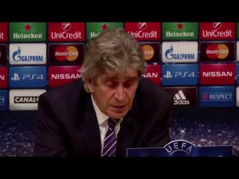Manuel Pellegrini hails Lionel Messi as the best player in the world