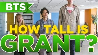 BTS: How Tall Is Grant?