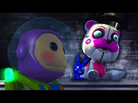 LittleBigPlanet 3 - FNAF Sister Location Night 1 & 2 - Five Nights at Freddy's Sister Location