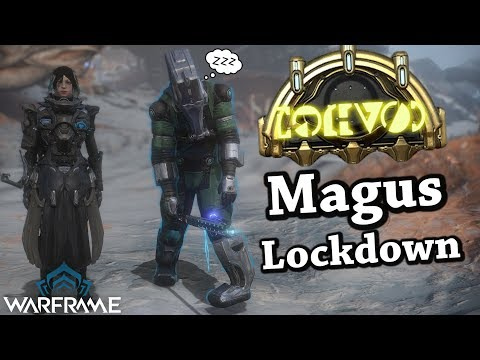 Warframe | Magus Lockdown (Max Ranked) thumbnail