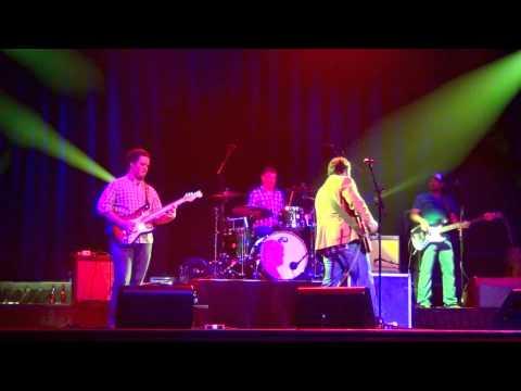 Ryan McBride & The Groomsmen - Edge of No Control