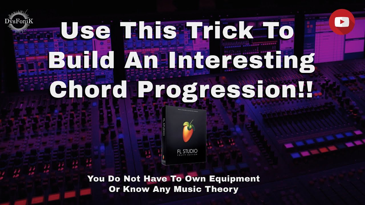 Download A Trick To Build Interesting Chord Progressions For Deep & Afro House || Fl Studio