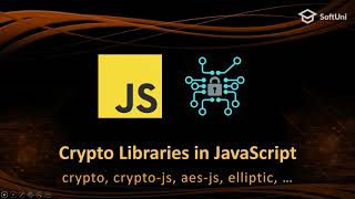 Cryptography for JavaScript Developers - Nakov @ JS.Talks() 2018