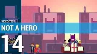 Vidéo test - Not A Hero : De l'action et du fun à foison