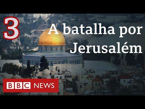 Por Que Jerusalém é Chave Para O Conflito Entre Israelenses E Palestinos