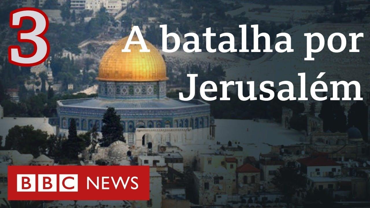 Download Por que Jerusalém é chave para o conflito entre israelenses e palestinos