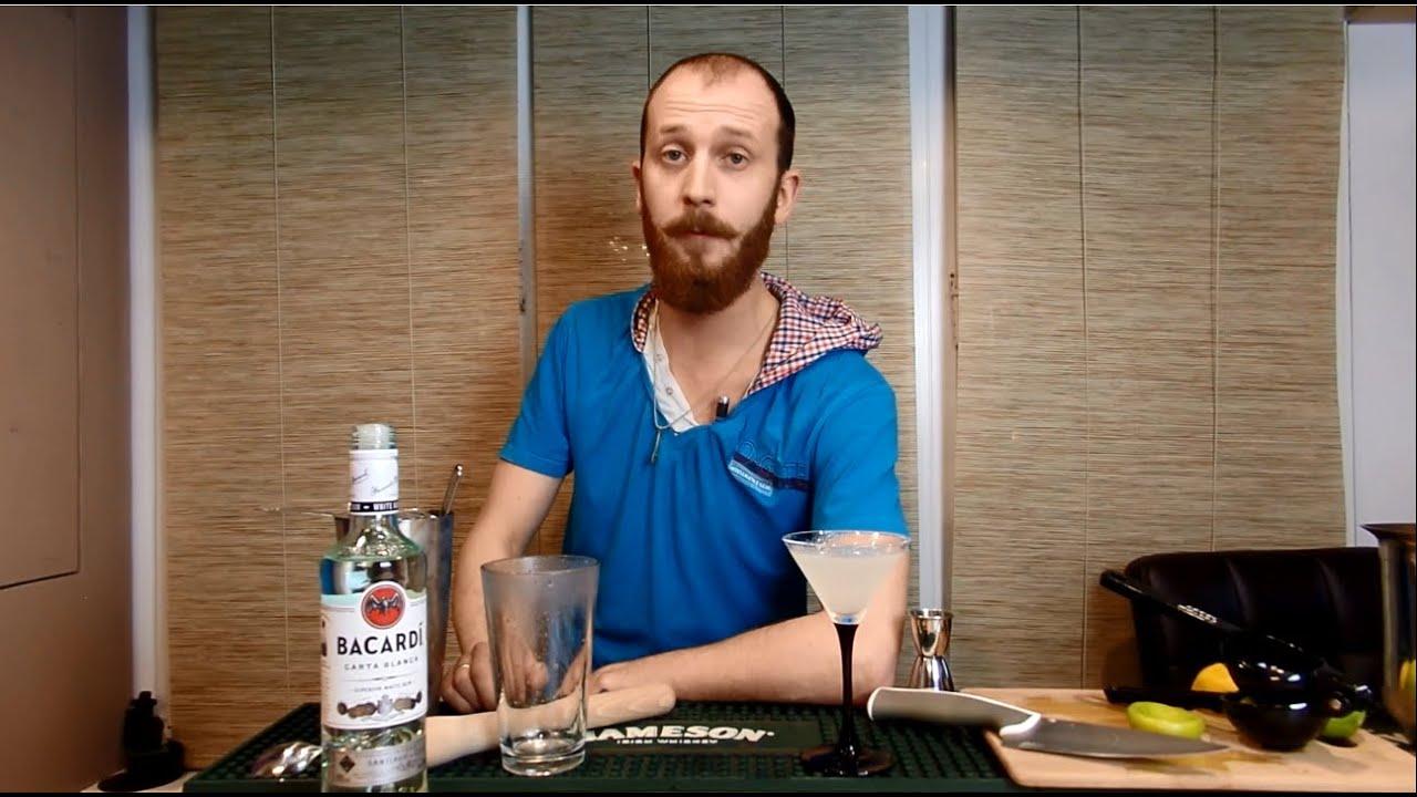 """Коктейль """"Дайкири"""" - история, состав, рецепт и приготовление"""