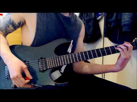 Zomboy - Like A Bitch (Kill The Noise Remix) Guitar Remix/Cover HD