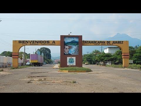 UV Conociendo Tatahuicapan Veracruz