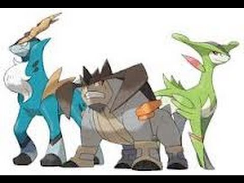 Pokemon light platinum legendary hunt cobalion terrakion and virizion youtube - Pokemon platine legendaire ...