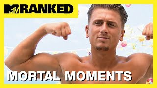 5 MORTAL MOMENTS uit Ex on the Beach: Double Dutch | MTV Ranked