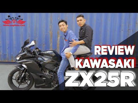 Kawasaki ZX25R : [REVIEW] Tất tần tật cần biết trước khi mua xe