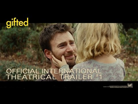 Gifted [Official International Theatrical Trailer #1 In HD (1080p)]