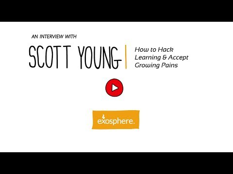 Interview with Scott Young: How to Hack Learning