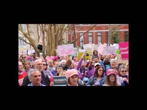 Women's March on Wilmington - 1/21/2017