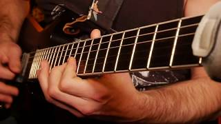 Destroy The Runner - Columbia - Guitar Cover HD (w/ Solo) YouTube Videos