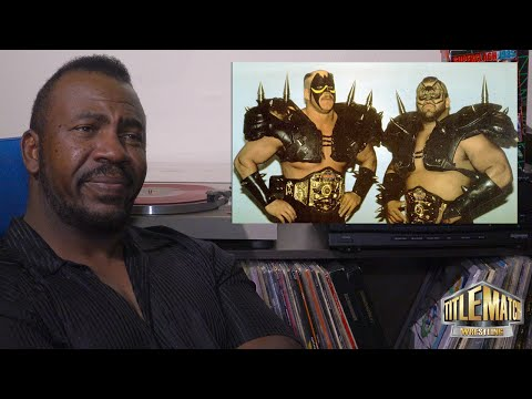 Stevie Ray on Scott Hall, Kevin Nash, Road Warriors & WCW