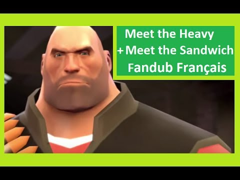 team fortress 2 meet the heavy transcript