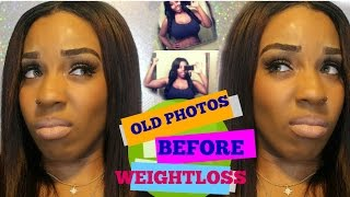 REACTING TO OLD PHOTOS!!!| Big boob problems| REDUCTION?