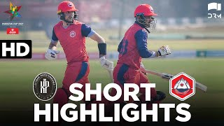 Short Highlights | Northern vs KP | Pakistan Cup 2021 | MA2T