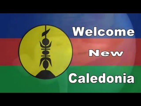 Welcome New Caledonia 2016.
