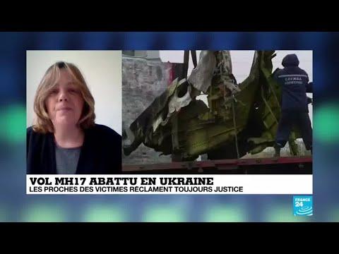 Vol MH17 abattu en Ukraine : les proches des victimes réclament toujours justice
