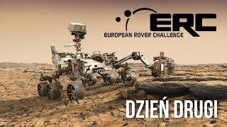 European Rover Challenge na żywo - Dzień drugi