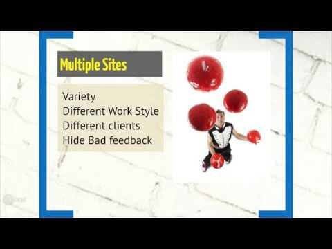 Freelancer One vs  Multiple Freelancing Sites