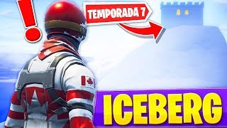 I'm going to FORTNITE's ICEBERG with this bug... *SEASON 7* - Roier