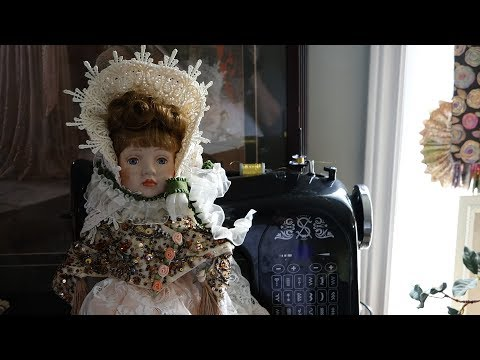 Victorian Doll Dress Makeover  NEW