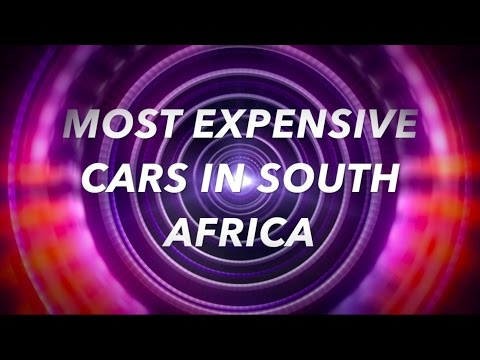 most-expensive-cars-in-south-africa