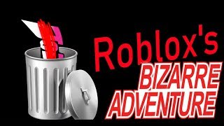 Roblox es Bizzare Adventures
