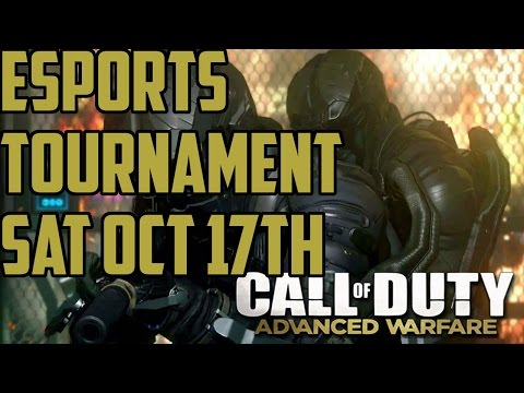 AW ESports Tournament Teams - Sat Oct 17th Xbox One