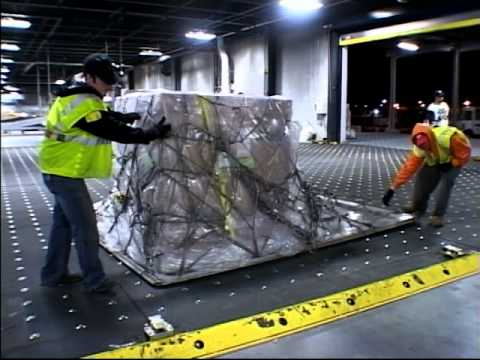 UPS Tour - Freight Facility