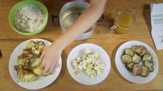 Maqluba: Un delicioso plato palestino