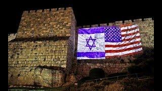 FULL SPEECH President Trump US Recognizes Jerusalem As  Sraels Capital Moving US Embassy
