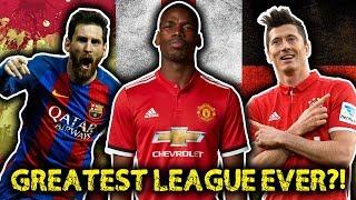 The Greatest League In World Football Is… | #SundayVibes