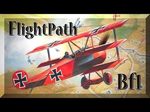 Battlefield 1 Flightpath - Fighter Plane Montage
